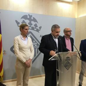 """Cs Palma lamenta que la Ordenanza Cívica """"llega tan tarde que no se va a aplicar hasta el final de la legislatura"""""""