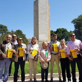 Cs Baleares se congratula de la propuesta técnica de protección del monumento de Sa Feixina