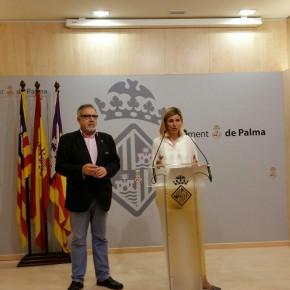 Cs Palma presenta 16 enmiendas que mejorarán la ordenanza de terrazas