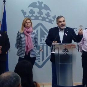 Ciudadanos Palma califica de 'globo sonda' el anuncio de la remunicipalización del servicio de O.R.A.