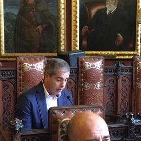 Ciudadanos (Cs) Palma propone a Cort instalar sensores electrónicos en los contenedores de basura