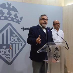 Ciudadanos (Cs) Palma exige al Ayuntamiento que reclame la acción de responsabilidad al edil Ferrer por las filtraciones de la SMAP