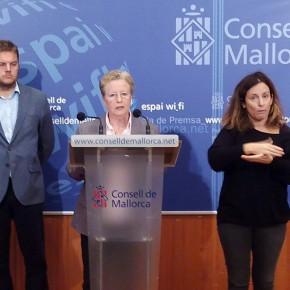 """Catalina Serra: """"Cs está a favor de la gratuidad del túnel de Sóller pero en contra """"des negoci de na Peix-frit"""""""