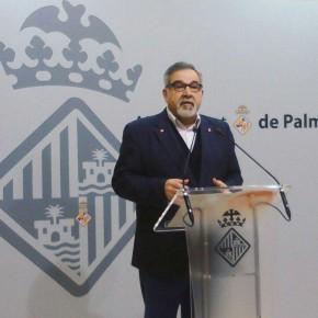 Cs Palma denuncia el nuevo cierre de las playas de Can Pere Antoni y Ciudad Jardín por vertidos