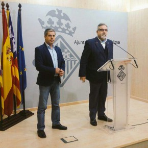 Cs Palma denuncia que el requisito del catalán a los enterradores es una imposición que no ha pasado por el Comité de Empresa