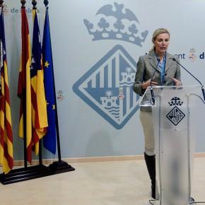 Cs Palma advierte que hay puntos importantes de la ordenanza de terrazas en los que todavía no se ha llegado a un acuerdo