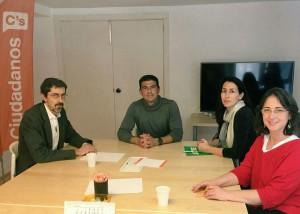 FN OB Reunión con Satse