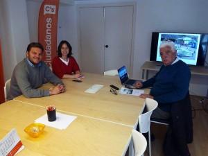 OB EP Reunión con Miquel Buades, aviación