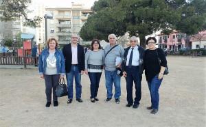 PR CF visita Es Coll