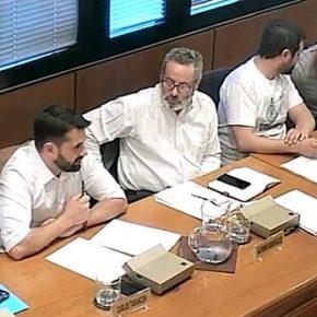 Carlos Tarancón: 'Alguien pretende insinuar que ya hay un acuerdo para que Cs apoye los presupuestos, cuando ni siquiera se han presentado'