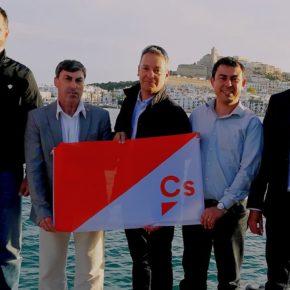 """Ciudadanos (Cs) Ibiza considera """"nula"""" la gestión del Consell durante estos tres años de legislatura"""