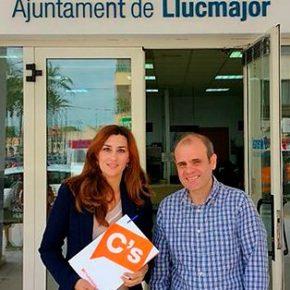 """Ciudadanos (Cs) Llucmajor considera """"insalubre y penoso"""" el estado del municipio"""