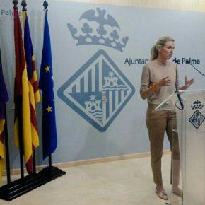 Cs Palma pide la comparecencia de Joan Ferrer por negarse a mostrar el expediente de la Agencia de Protección de Datos a la regidora Patricia Conrado
