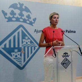Ciudadanos (Cs) Palma consigue que Cort estudie crear nuevas líneas del Bus de Nit