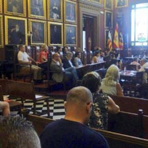 Ciudadanos (Cs) Palma critica la intención de venta de 31 plazas de aparcamiento municipales en El Terreno