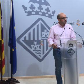 Cs Palma pide la dimisión del regidor Adrián García y del gerente del IME a raíz del expediente tramitado por  el Tribunal de Cuentas