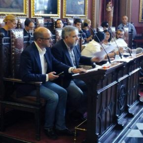 El grupo municipal de Ciudadanos (Cs) Palma consigue que se apruebe en pleno la remodelación de la calle Costa del Teatre