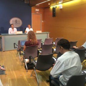 """Navarro: """"Mientras otros partidos políticos se dedican al espectáculo, Ciudadanos está consiguiendo muchas cosas con sus 32 diputados"""""""
