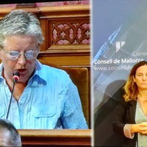 """Serra: """"Es un error rescatar el Túnel de Sóller cuando quedan 5 años para que finalice la concesión, y por tanto sea gratuito"""""""