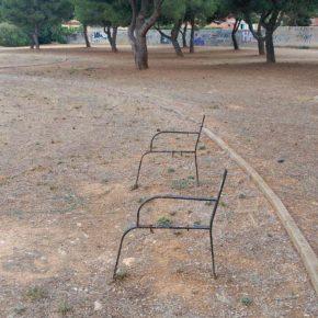 Ciudadanos (Cs) Marratxí denuncia el mal estado del mobiliario urbano y las zonas verdes del municipio