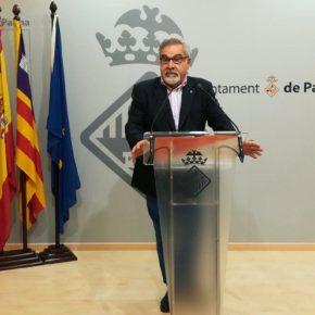 """Josep Lluís Bauzá: """"El acuerdo de Son Banya no es un cheque en blanco, estaremos vigilando que se cumpla"""""""