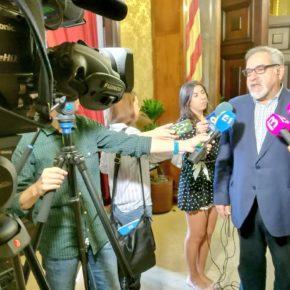 Cs Palma exige la dimisión del regidor Aligi Molina por sus comentarios contra los comerciantes