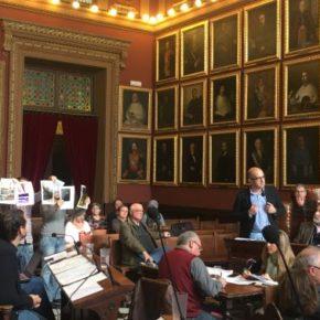 Cort aprueba siete propuestas de Cs Palma y se compromete a actuar urgentemente en la barriada del Camp Redó y a ampliar la ORA de la Calle Jesús