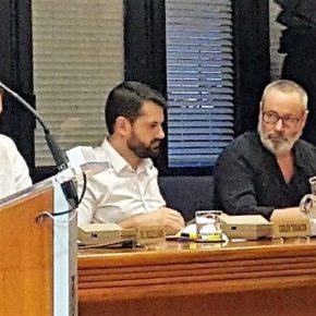 Carlos Tarancón: 'Este equipo de gobierno de Calvià ha hecho del despilfarro su seña de identidad'