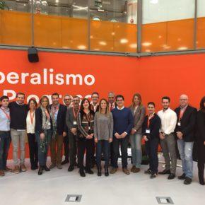Olga Ballester: 'Ciudadanos está preparado para ser una alternativa firme de gobierno en Baleares'