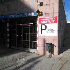 Ciudadanos (Cs) Inca denuncia el 'vergonzoso' estado de los aparcamientos del municipio