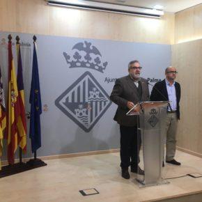 Ciudadanos (Cs) Palma presenta un requerimiento y anuncia que solicitará medidas cautelares para proteger la Festa de l'Estendard