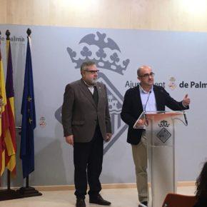 Ciudadanos (Cs) Palma presenta un contencioso administrativo contra Cort por la modificación de la Festa de l'Estendard