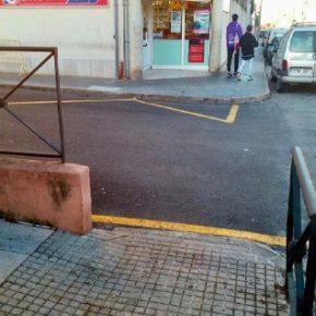 Ciudadanos (Cs) Binissalem denuncia el mal estado de la Plaza 31 de diciembre