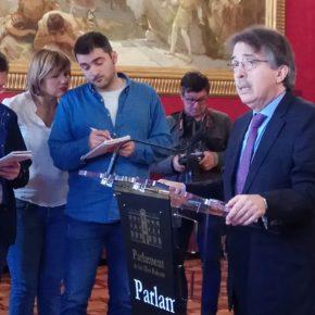 """Pericay: """"Si Barceló no dimite o es cesado, exigimos que, como mínimo, deje de representar al Govern de la Comunidad"""""""