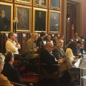 El Ayuntamiento de Palma elaborará, a propuesta de Cs Palma, un proyecto de accesibilidad al aparcamiento de Plaza Mayor