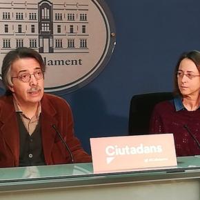 "Pericay: ""La legislatura 2015-2019 comenzó con la campaña Salvem sa Feixina y acabará probablemente con la campaña Salvem na Francina"""