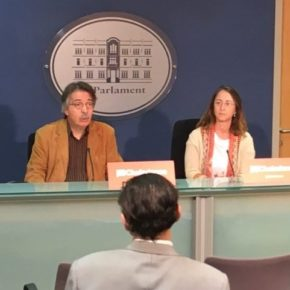 Ciudadanos (Cs) Baleares consigue que se aprueben 24 de sus 154 enmiendas a los presupuestos 2018