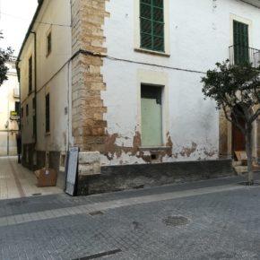 Ciudadanos (Cs) Inca recrimina al Ayuntamiento que no cumpla su promesa de rehabilitar el casco antiguo
