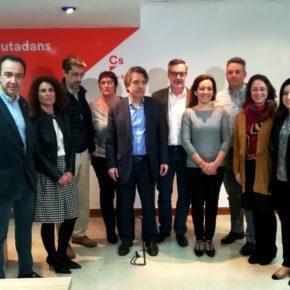 """Villegas: """"Nuestro objetivo en Baleares es ser una alternativa de gobierno en 2019"""""""