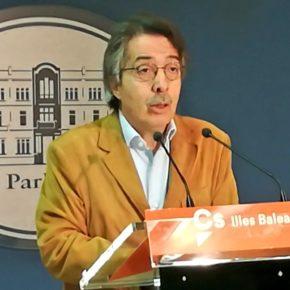 Cs Baleares exige al Govern que retire el decreto del catalán en la sanidad pública