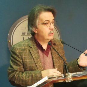"""Pericay: """"Con el principio de 'una persona, un cargo institucional' queremos avanzar hacia la regeneración democrática"""""""