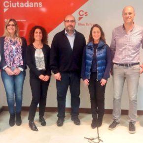 Cs Baleares se reúne con CSIF para abordar los problemas en la sanidad pública de la Comunidad