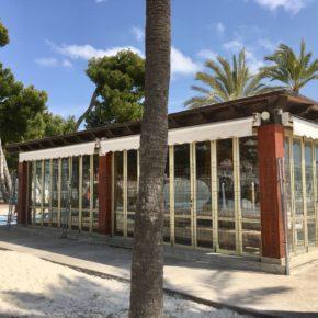 La agrupación de Ciudadanos (Cs) Alcudia reclama la instalación de aseos móviles en la playa