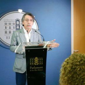 Ciudadanos (Cs) se pregunta si la misión del Consell Escolar de les Illes Balears es servir de correa de transmisión ideológica del independentismo catalán