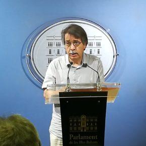 """Pericay: """"Con la repetición de la prueba de las oposiciones a auxiliar administrativo, están pagando justos por pecadores"""""""