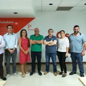 Cs Baleares presenta las Juntas Locales de Campos y Santanyí