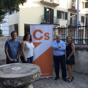 Ciudadanos (Cs) Alaró exige al Ayuntamiento el expediente de las obras de la finca Solleric – Son Mas
