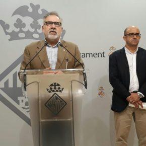 Cs Palma presenta una batería de medidas fiscales para favorecer el acceso a la vivienda a las rentas medias y bajas