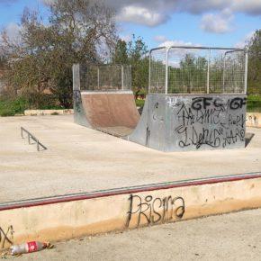 Ciudadanos (Cs) Santanyí alerta de la degradación de los alrededores del 'Skatepark'