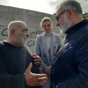 """Bauzá: """"Venimos a Son Banya a conocer de primera mano la situación de los vecinos; el trabajo de campo que debería haber hecho el Ayuntamiento"""""""